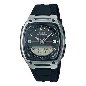 Relógio Casio Mundial Masculino Aw-81-1a1vdf