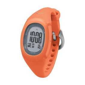 Relógio De Pulso Nike Imara Fit - Laranja