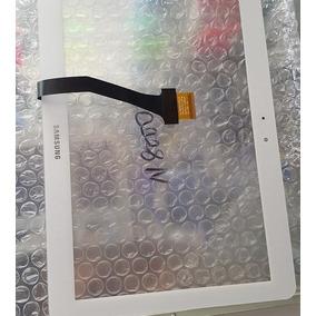 Tela Visor Touchscreen Samsung Tablet 10.1 N8000 Preto/branc