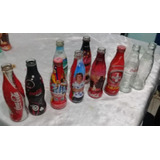 Botella Mini Coca Cola Coleccion
