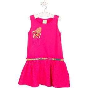 Vestido Marca Española Tuc Tuc Tallas 6 8 12 Y 14 Años