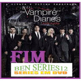 Dvd The Vampire Diaries: 8ª Temporada Completa Dublada+brind