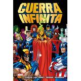 Guerra Infinita Marvel Panini Books - Novo Lacrado