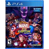 Marvel Vs Capcom Infinite Ps4 Entrega Inmediata