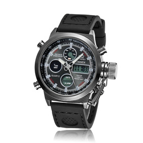 149dec780fe Relogio Pulso Ohsen Military Sport Blue Digital Masculino - Relógio ...
