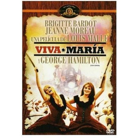 Viva Maria George Hamilton Pelicula Dvd