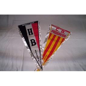 Banderines De Equipos Uruguayos Hay Nueve Precio X Cada Uno.
