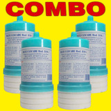 Cartuchos Combo 4 Eco7 Cw2 Rsc7 Ap210 - Filtros Agua - Ozono