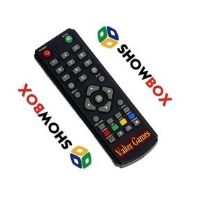 Controle Remoto Showbox Sat Hd Pronta Entrega