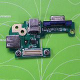 Board Usb Jack Power Dc Para Dell Inspiron 15r N5110 Vga 48.