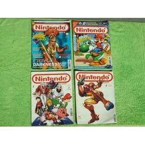 Lote 4 Antiga Revista Nintendo World Nº 47,48,49, Fev 1999