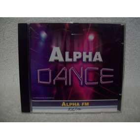 Cd Alpha Dance- Alpha Fm