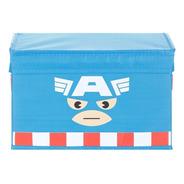 Caixa Organizadora Dobrável Miniso Marvel - Capitão América