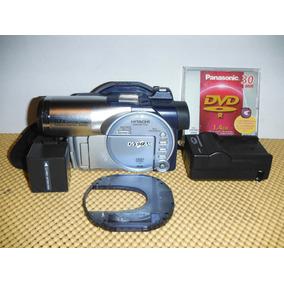 Videocámara Hitachi Dvd Con Sd Card Dz-mv550a (01)