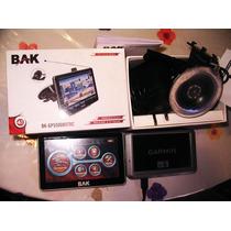 Gps Bak 5008 Dtbc Tv Camera Garmin 710 Con Detalles