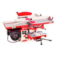 Máquina Combinada Carpintería 5 Funciones 2 Hp Mesa 200 Mm