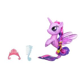 Figura My Little Pony Movie - 20 Cm - Brilho E Estilo - Twil