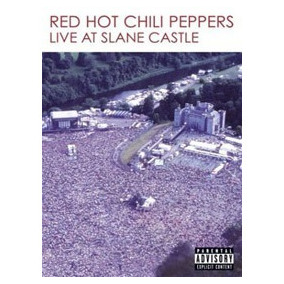 Red Hot Chili Peppers Live At Slane Castle Dvd Nuevo