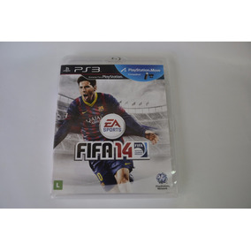 Jogo Game Fifa 14 Playstation 3 Ps3 Seminovo Original