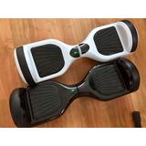 Scooter Eléctrico Smart Balance (x2) Con Cargador