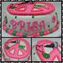 Torta Simbolo De Paz