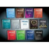 Prime Preservativos 12x3un (36) Consultar Todas Las Variedad