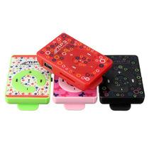 Mini Mp3 Leitor Sd Ps4 S/ Cartão Memória Ps3 Nano Ipod Ipad