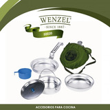 Kit De Accesorios Para Cocina Modelo 50020 Wenzel