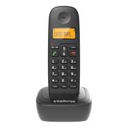 Telefone Sem Fio Intelbras Ts 2510 Id Preto