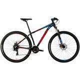 Bicicleta Groove Hype 50 2018 Mtb 29 Shimano 24v Preta T19