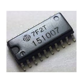 Ic Controlador 151007 Original Hitachi Ecu Automotriz