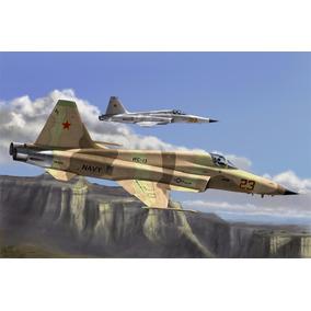 F-5e Tiger Ii Fighter 80207 [1:72] Hobby Boss