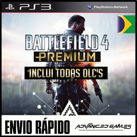 Battlefield 4 Premium Bf4 + Dlcs - Jogos Ps3 Midia Digital
