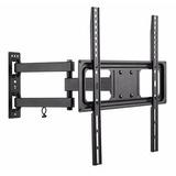 Soporte Led Lcd Movil Articulado Tv 32 -55 35kg Metinca