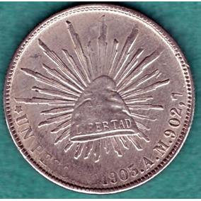 Moneda Antigua Plata 1903 Un Peso Sol Libertad P21