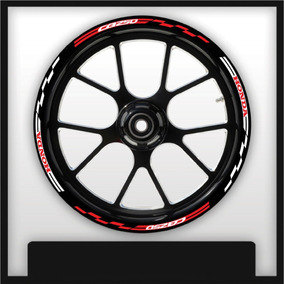 Cintas Para Llantas Racing Honda Cb 250 / Twister
