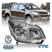 Optica Chevrolet S-10 Ls 2013 2014 2015 2016 6 Pin Tyc Der