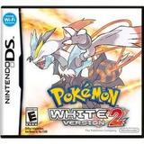 Nds Pokemon Blanco 2