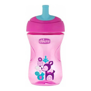 Vaso / Vasito  Bebe  2 En 1 Chicco Advanced   Cup 12m+
