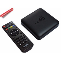 Aparelho Receptor Naza Box 4k Nz-tv - Iptv - Wi-fi Promoção