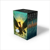 Percy Jackson And The Olympians 5 Book Paperback Boxed R1