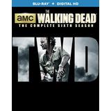 Blu-ray The Walking Dead Seasons 1-6 / Temporadas 1 A 6