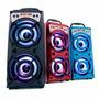 Caixa De Som Bluetooth Amplificada Usb Sd Card Fm