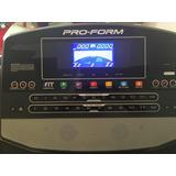 Caminadora Pro-form Performance 600c