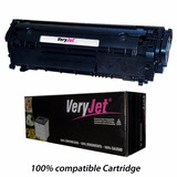 Toner Canon 125 Black Alternativo Veryjet P/ Lbp6000