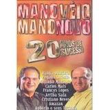 Dvd Manovéio Manonovo Original , Dri Vendas