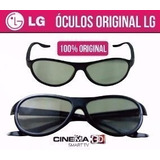 Kit 2 Oculos 3d Passivo Lg Ag-f310 Cinema Original d796ac3961