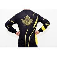 Camisa Manga Longa Mudbike Ciclismo Downhill Trilha Mtb