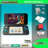 Consola New 2ds Xl Nueva / Desblo / 16gb / Envio Gratis !!