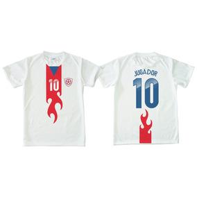 Camiseta De Fútbol Sublimada Personalizada X 56 Unidades